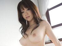 おっぱい横綱!!灘坂舞チャンのAV初体験緊張SEX★?