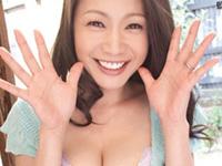極上熟女♪友田真希サンの本モノ熟女の淫乱腰!!?