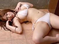 【AV】平成生まれのHカップ!!佐山愛★大きい方がいいんです♪[1]