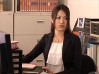 犯られまくる淫乱ドM女教師 藤井レイナ