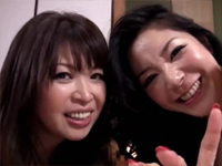 【熟女】魅惑巨乳姉妹 4 どっちのおっぱいが好き? 浅倉彩音 加山なつこ[3]