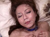 巨乳借金妻 夫の目の前で肉欲返済 星咲七花[6]