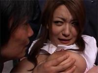 新人OL裏接待セックス調教 浅田ちち