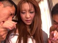 美人セレブ妻、堕ちるまで・・・ 鈴木麻奈美