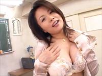 巨乳人妻女教師 佐藤みき(佐藤美紀、鈴木志帆) [4]