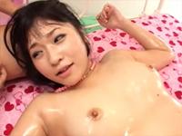 初めてのパイパン潮吹きFUCK 吉沢みなみ[5]