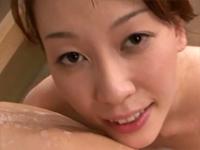 中出しソープ 麗しの熟女湯屋 美熟女総本店 橘エレナ[2]