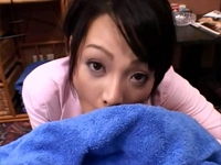君島冴子(AOI.、村上葵) がソープランド嬢だったら 〜人妻が旦那に秘密でアルバイト〜[1]