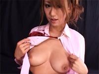 痴女と精飲 桜井エミリ(沢アリサ)[5]