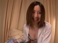 巨乳痴女医の癒らしぃ治療法 月城ルネ[4]