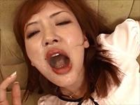 相○紗季激似!ごっくん志願M女 倉木みお ザーメン調教スペシャル[1]