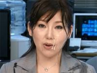 本物!ガチマジ 東北の某地方局 本物美人女子アナウンサー AVデビューで潮!潮!潮! 平井麻耶 [5]