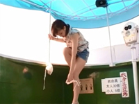 羞恥!94cmHカップあのましろ杏が真夏の露出指令 Vol.2 [2]
