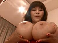 嬲り!ギガ巨乳 AV史上最大の爆乳 夢野まりあ[3]