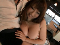 OPPAI CAFE 後輩桃咲まなみ 中森玲子[1]
