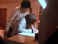 「家庭教師が美少女にした事の全記録」 隠撮カメラFILE 2 鈴木ありさ[1]