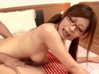 巨乳でメガネで超カワイイ僕の義妹 はるき さとう遥希 [5]