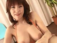 激乳Iカップ痴女の飲尿ザーメン中毒 天咲めい[6]
