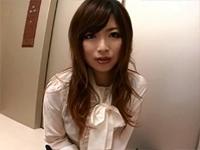 非日常的悶絶遊戯 エレベーターガール、藤咲葵(愛川香織) の場合[2]