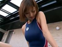 憧れの競泳水着インストラクター 朝日奈あかり [1]