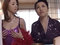 ボディコン熟女レズ 瀬名涼子・岡田裕美・早見ゆかり