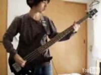 エレキギターでクロノトリガー戦闘曲を演奏