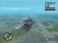 GTAサンアンドレアス 空の彼方までぶっ飛ぶ