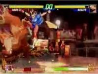 「Capcom Fighting Jam」の『濃い』コンボ動画