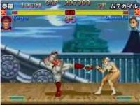スーパーストリートファイターIIX 上級者同士の戦い / 2D格闘ゲーム系動画