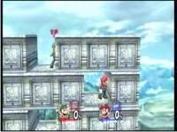スマブラX 自作ステージで壁をすり抜けるバグ