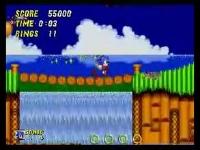 【TAS】ソニック・ザ・ヘッジホッグ2 最速クリア動画19分55秒