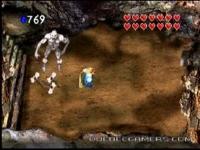 ゼルダの伝説 黒歴史「Zelda's Adventure」 プレイ動画