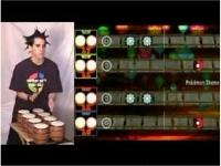 ドンキーコンガ 1人で4Pモードをフルコンボ / ドンキーコング系動画