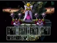 PS2版ドラクエ5 パーティ5人&全員レベル1でミルドラースを撃破