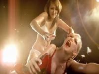 鉄拳6 下着姿の美女が闘うちょっとエロいオフィシャルトレーラー
