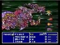 FF5 バッツ一人で神竜、オメガ、エクスデス撃破 / ファイナルファンタジー系動画