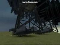 Half-life2の世界に様々な超巨大ロボット出現