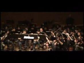 オーケストラでFF10の曲を演奏している動画