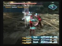 ファイナルファンタジー12 ゾディアークを速攻撃破30秒