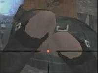 バイオハザード4 うちのアシュリーはパンツを撃つとバルサミコス〜って言うけど?