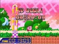 【TAS】星のカービィ ウルトラスーパーデラックス グルメレース(コース1) 最速クリア動画19秒09