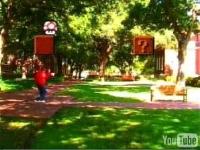 現実世界がマリオの世界にみえちゃう少年 / マリオ系動画