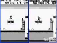 スーパーマリオランドとスーパーピカチュウランドの比較映像 / マリオ系動画