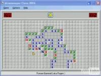マインスイーパー 上級を旗を立てずに高速クリア47秒 / パソコンゲーム動画