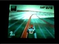 マリオカートDS 開発途中時のプレイ動画 / マリオ系動画
