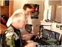 マリオの声を担当している人の貴重な映像 / マリオ系動画