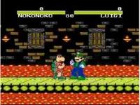 マリオのキャラが闘う格ゲー「カートファイト」 プレイ動画