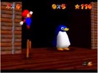 スーパーマリオ64 ペンギンレース究極の反則技