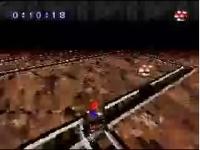 スーパーマリオRPG トロッコレース「ドゥカティマウンテン」 最速クリア1分54秒26