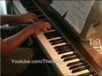 MPOのテーマソングをピアノで演奏している動画 / メタルギア系動画